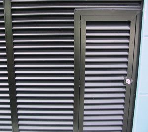 About Door Ventilation